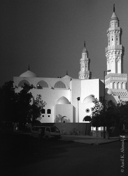 Mosque of two qiblahs, Medina