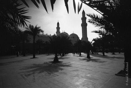 Mosque of Quba, Medina