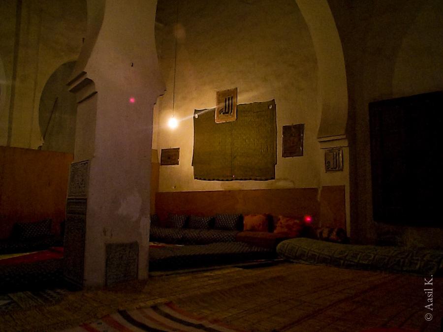 Tomb of Sidi Ali al-Jamal, the teacher of Shaykh