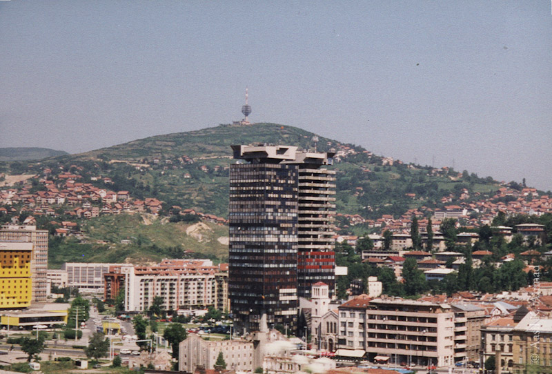 Oslobodjenje Towers