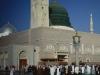 Prophet\'s mosque in Medina